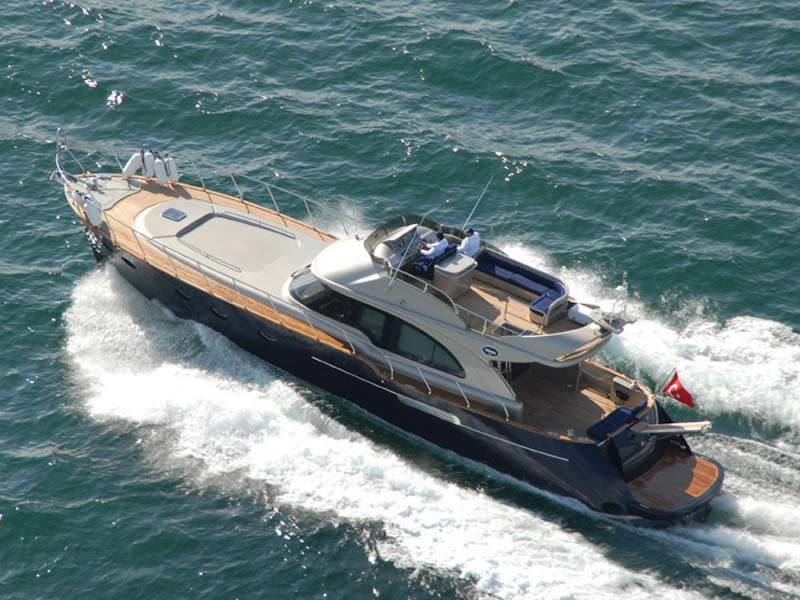 Gizmo 930 Mavi Yachts